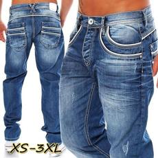 men jeans, trousers, straightjean, pants