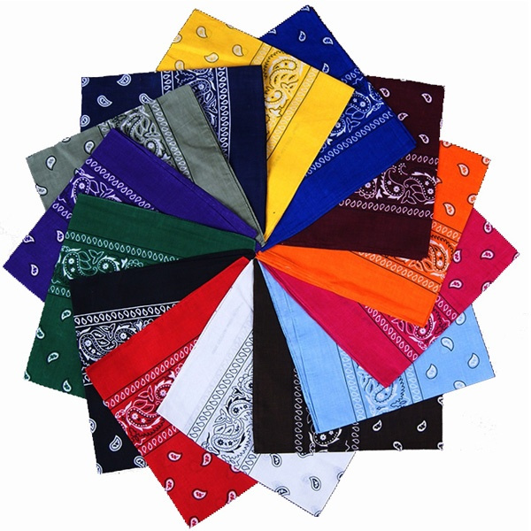 kerchief, Fashion, capbandana, Men's Scarves