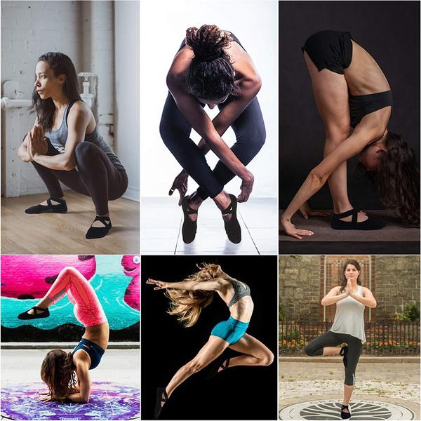 yogasock, Women, Ballet, Cotton Socks