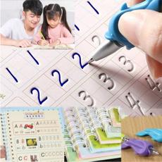 School, practicecalligraphyboard, art, Gifts