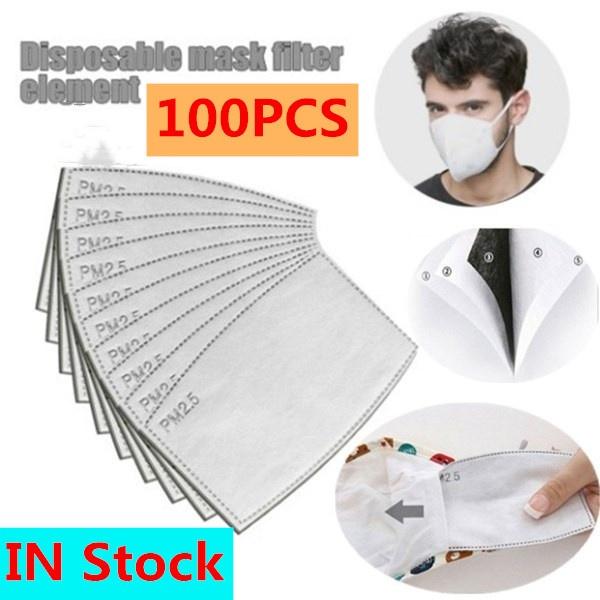 n95carbonfilterfacemask, faceshieldfilter, mouthmask, Masks