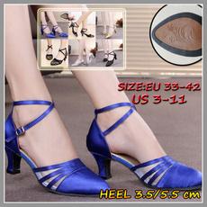 heeled, Ballroom, Dancing, Dance