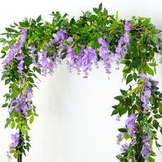Flowers, artificialplant, Home Decor, Garland