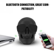 Mini, portable, skull, Multipurpose