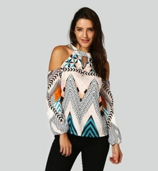 Summer, Fashion, long sleeve blouse, Shirt
