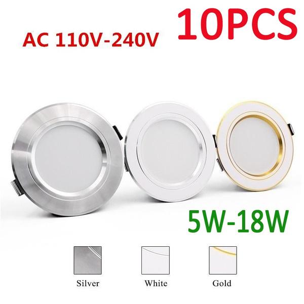 flatledlight, energysavinglight, led, Aluminum