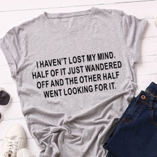 shirtsforwomen, Funny, women top, Cotton Shirt