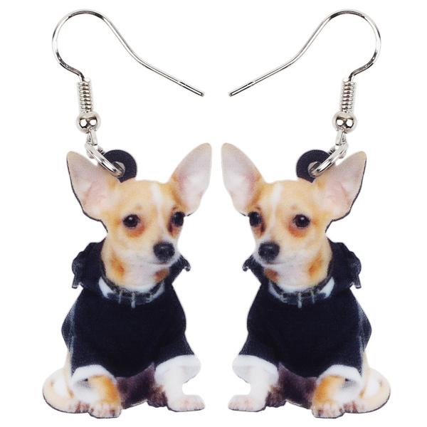 cute, dogearring, Fashion, Earring