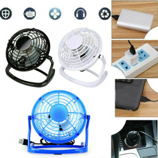 Mini, portablefan, usb, Office