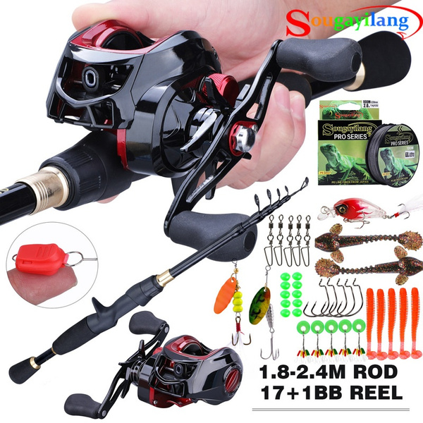 baitcastingrodandreel, fishingrod, baitcasting, Fishing Tackle