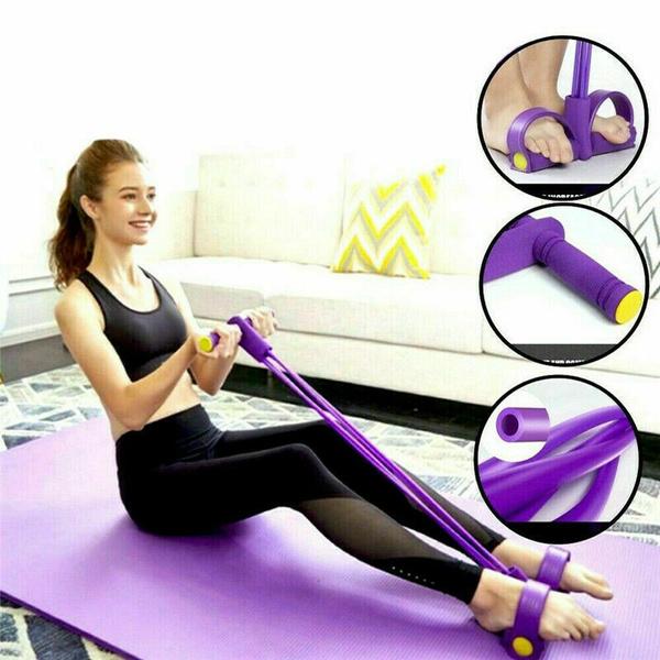 Rope, Sport, Elastic, exerciseequipment