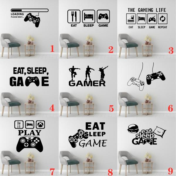 Pvc, 3dwallsticker, gamewallsticker, Stickers
