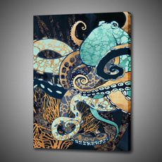 decoration, canvasprint, art, postersampprint