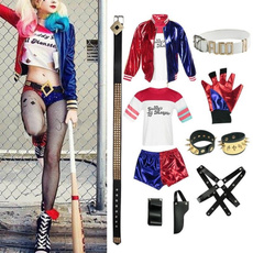 Cosplay, harleyquinn, Halloween Costume, Accessories