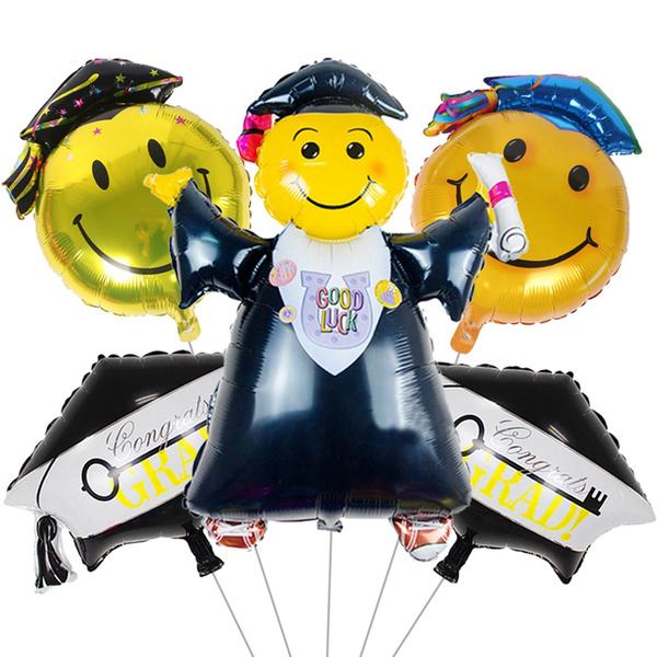 School, foilballoon, Gifts, Balloon