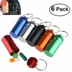 case, pillboxe, pillbox, Key Chain