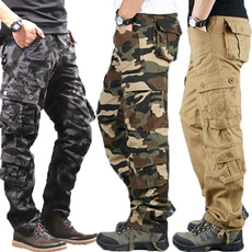 Plus Size, cottonpant, Casual pants, pants