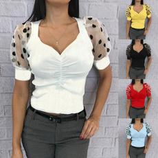 Plus Size, topsandblouse, short sleeves, T Shirts