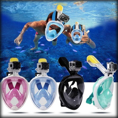 divingmask, Sports & Outdoors, Silicone, scubadiving