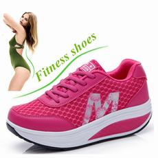 non-slip, shakingshoe, Fashion, Platform Shoes