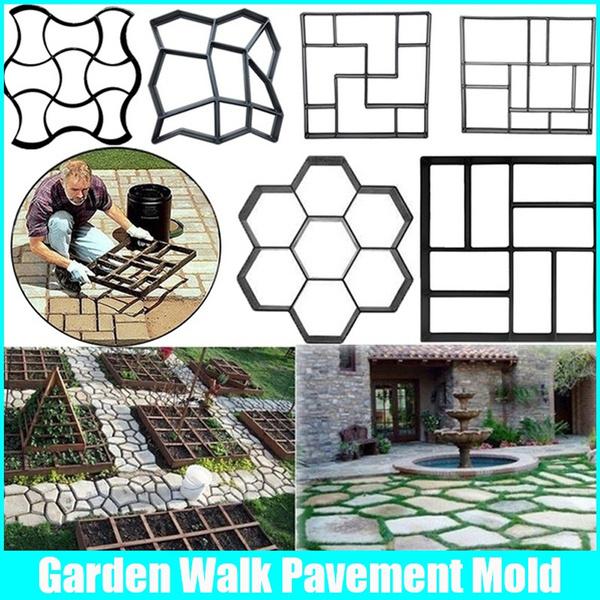 pathmate, stonemold, gardenpathmodel, Plastic