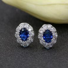 Blues, DIAMOND, Natural, Jewelry