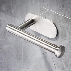 toiletpaperholder, Steel, Bathroom, Stainless Steel