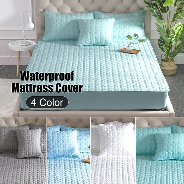 washable, hypoallergenic, antimite, quilted