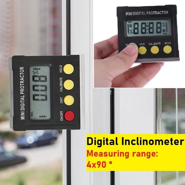 Box, Mini, gaugemeter, anglefinder