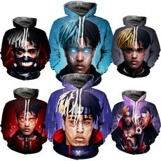 3D hoodies, Shorts, rappershirt, Sleeve