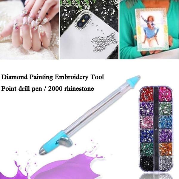 crossstitch, DIAMOND, Jewelry, nail art tools