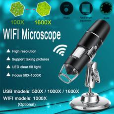 endoscope, wifi, usb, minimicroscope