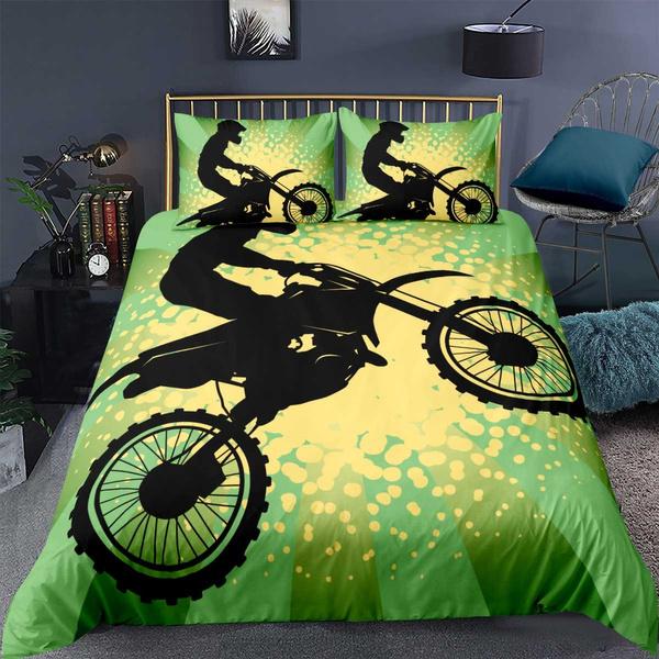 Bikes, Bedding, bettbezug, Cover