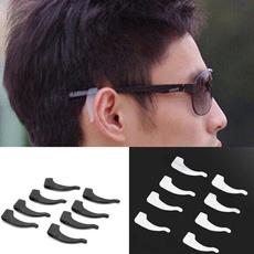 Silicone, antislip, sportsampoutdoor, glasses accessories