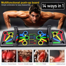 backmusclestraining, bodytrainingsystem, pushupboard, Ejercicio
