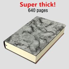 superthicknotebook, collegenotebook, marblednotebook, leather