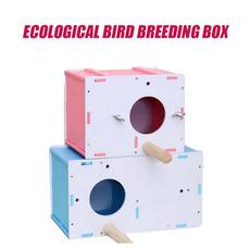 Box, birdbreedingbox, Parrot, incubatorbox