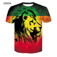 Summer, Fashion, Tops & Tees, Men T-shirt