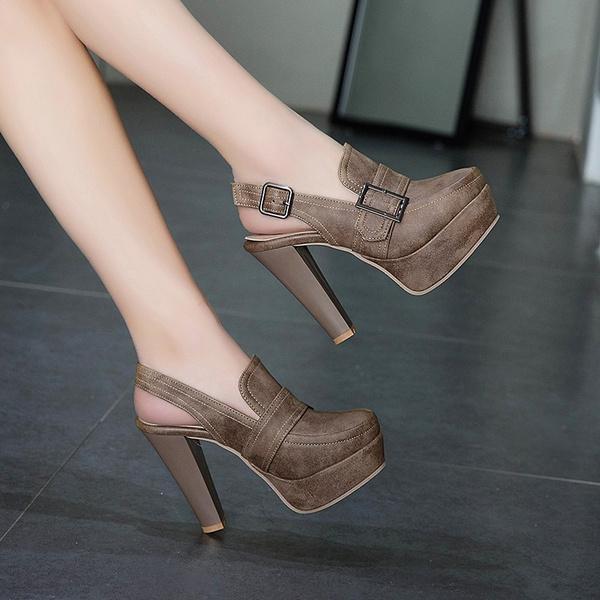 Womens Shoes Heels Pumps Summer