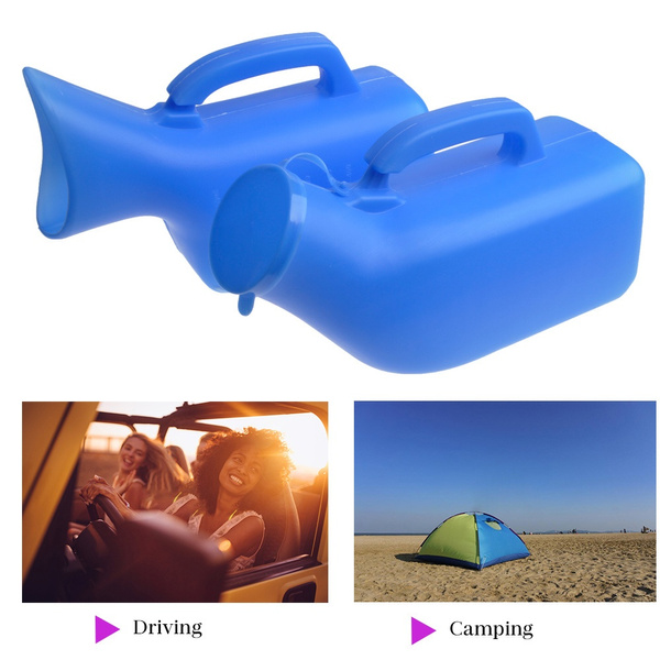 Outdoor, Container, camping, urine