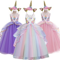 girlstullepartydre, Summer, girls dress, halloweenpartydre