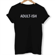 Cotton T Shirt, adultishwomentshirt, T Shirts, Men T-shirt