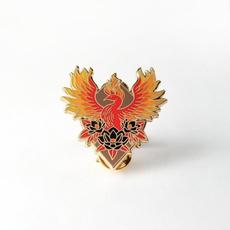 hardenamelpin, Phoenix, Pins, cute