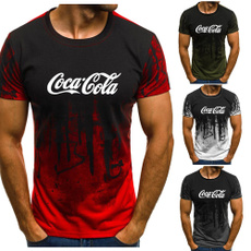 Summer, Fashion, cocacola3dtshirt, Shirt