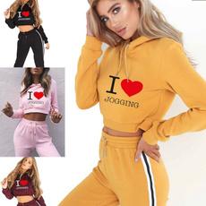 Summer, Fashion, crop top, Hoodies