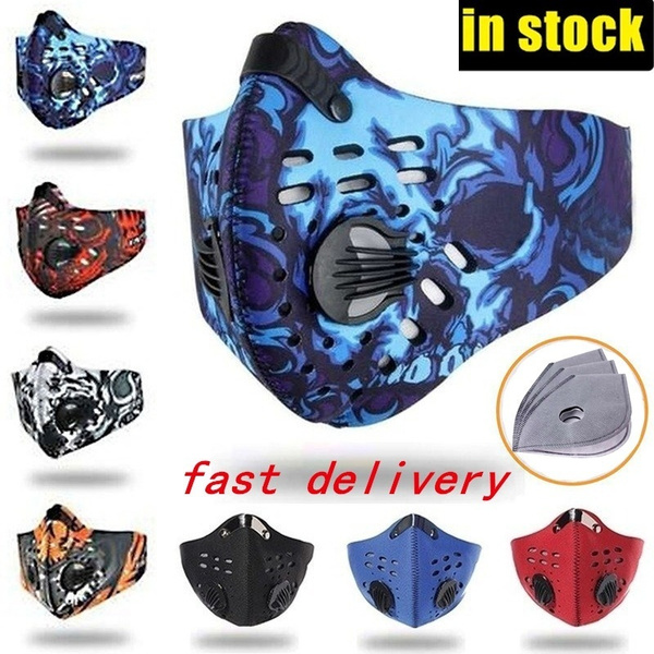 Bicycle, dustproofmask, Cycling, activatedcarbonmask