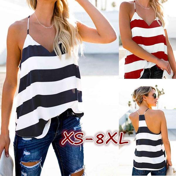Summer, Vest, Plus Size, summer t-shirts