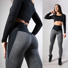 Leggings, trousers, Yoga, Waist
