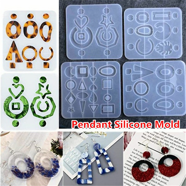 mould, Jewelry, crystalmold, Silicone