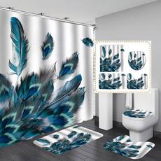 peacock, Bathroom, Bathroom Accessories, tolietseatcover